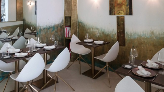 Salle restaurant - Mariette, Paris