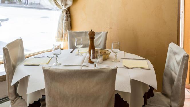 Table dressée - Il Ritrovo, Genève