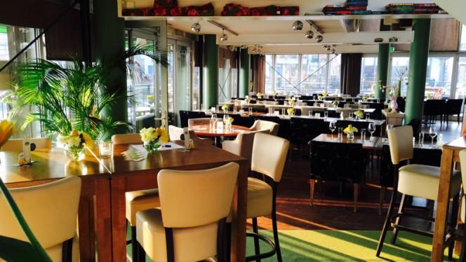 Restaurantzaal - Di Sopra, Den Haag