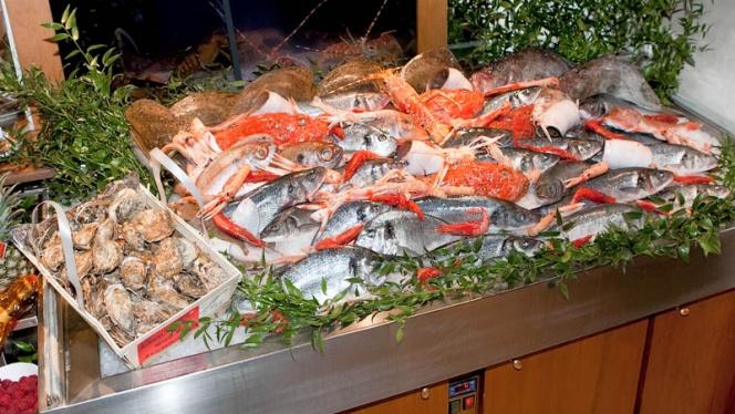 pesce - Osteria I Sapori del Mare, Milan