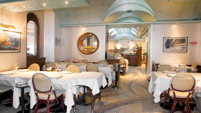 sala - Osteria I Sapori del Mare, Milan