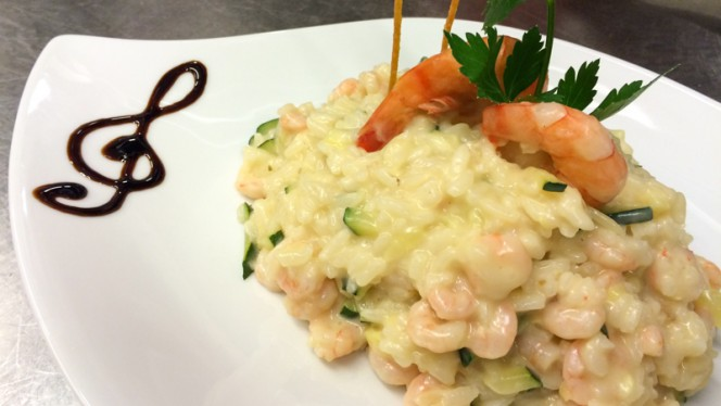 Risotto - Dolce, Montreux