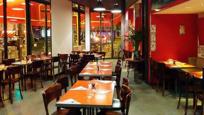 Salon du restaurant - La Cantine de la Cigale, Paris