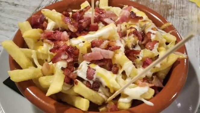 Sugerencia del chef - El Punto y Aparte, Mataró