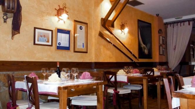 Vista sala - La Kupela, Zaragoza