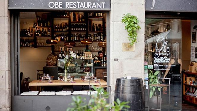 Vista entrada - Obe, Barcelona