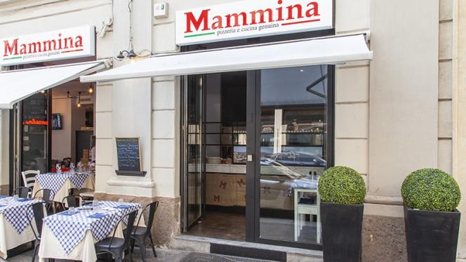 Entrata - Mammina Milano, Milano