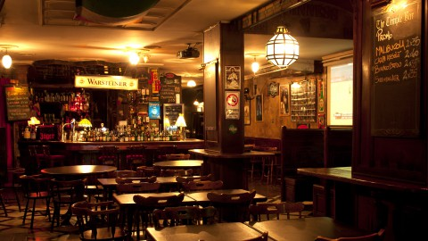 The Temple Bar (Centro), Buenos Aires