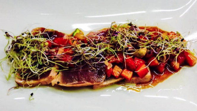 Sugerencia del chef - Bastaix, Barcelona