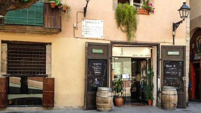 Vista entrada - Bastaix, Barcelona
