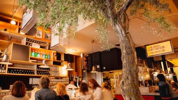 Restaurante Mercado De La Reina En Madrid Thefork Antes