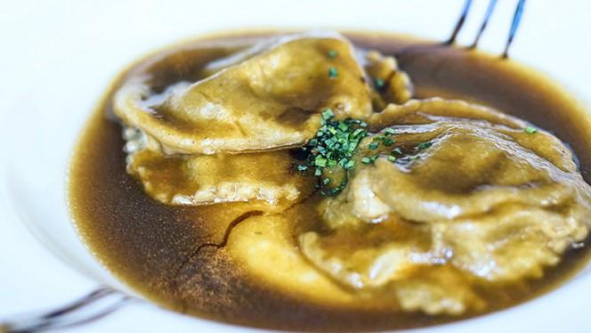 Sugerencia del chef - Mercado de la Reina, Madrid