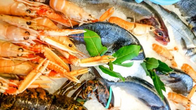Il Pesce sempre fresco - Al Galeone, Milan