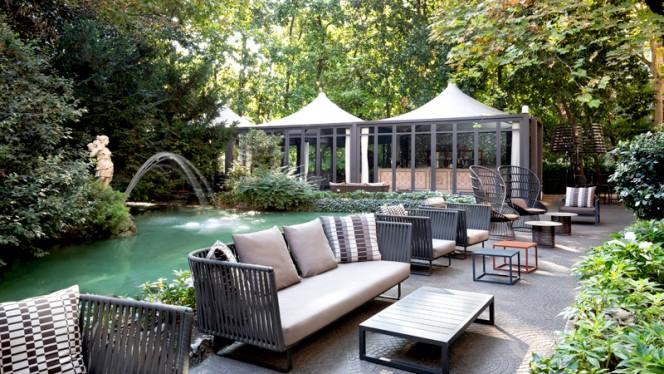 Garden - HClub Diana Restaurant, Milan