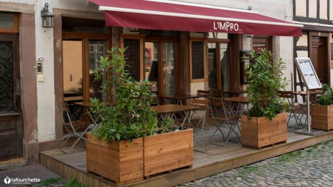 Devanture - L'Impro..., Strasbourg