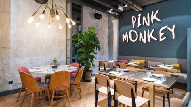 Pink Monkey 1 - Pink Monkey, Madrid