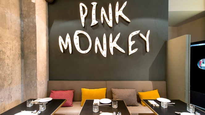Pink Monkey 3 - Pink Monkey, Madrid