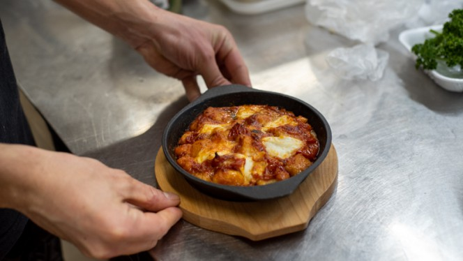 Chef - La Gallina Bianca, Sevilla