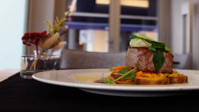 Sugestão do chef - Elevador - Hotel Santa Justa, Lisboa