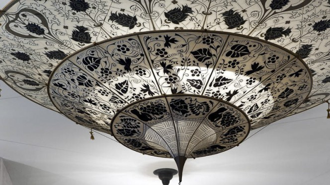 detalle decoración - L'Orangerie - Hotel La Florida, Barcelona