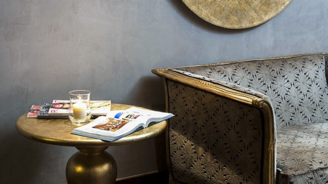 detalle sala - L'Orangerie - Hotel La Florida, Barcelona