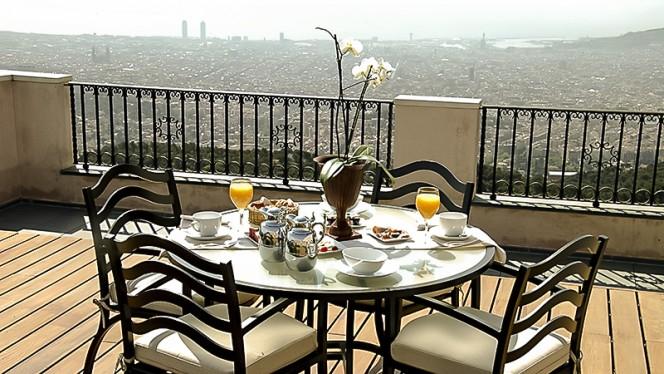 Terraza - L'Orangerie - Hotel La Florida, Barcelona