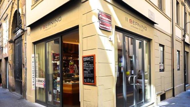 Esterno - Il Bernino, Lucca