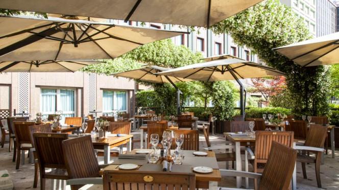 Terrazza - Terrazza PanEVO, Milan