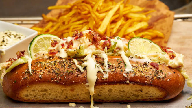 Suggerimento dello chef - Ham Holy Burger Milano Brera, Milan