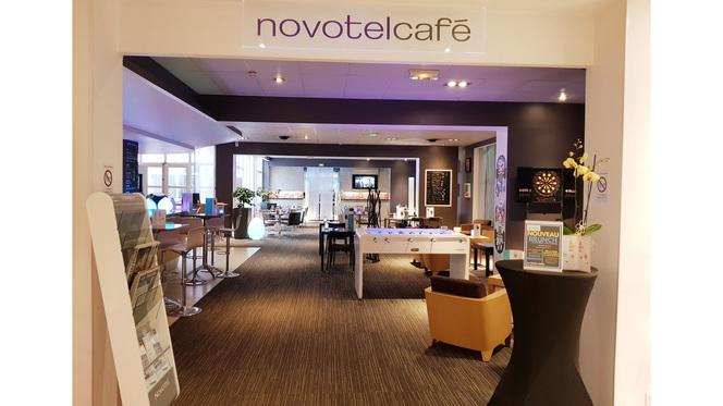 entrée - Novotel Café, Lille