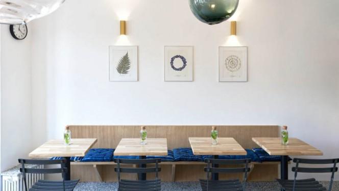 Vue de la salle - Assa Café, Paris