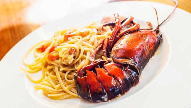 Sugerencia del chef - Murivecchi, Barcelona