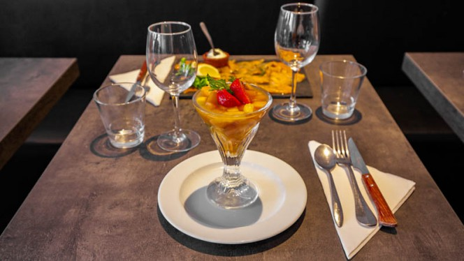 Suggestion de plat - Le Grill Bordelais, Bordeaux