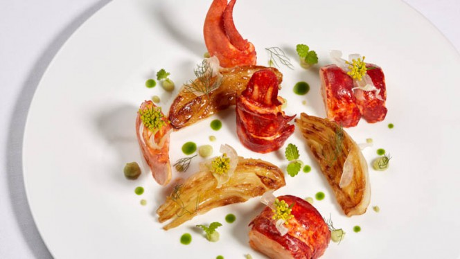 Suggestion du Chef - Restaurant Laurent, Paris