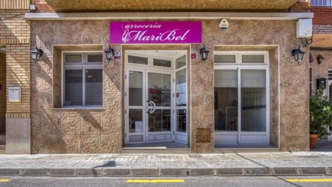 Fachada - Arrocería Maribel, Valencia
