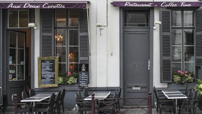 façade - Aux Deux Cocottes, Lille