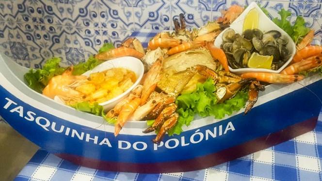 Sugestão do chef - Tasquinha do Polonia, Matosinhos
