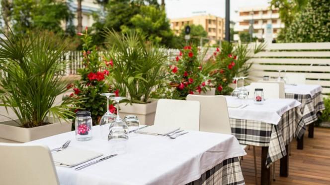 Terrazza - Hotel Du Parc Restaurant,
