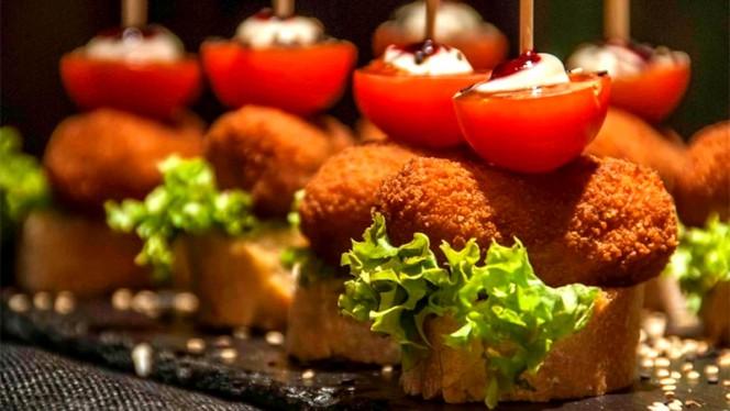 Sugerencia del chef - Tapas Royale, Barcelona