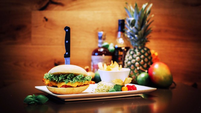 Suggestion du chef - Green Mango,