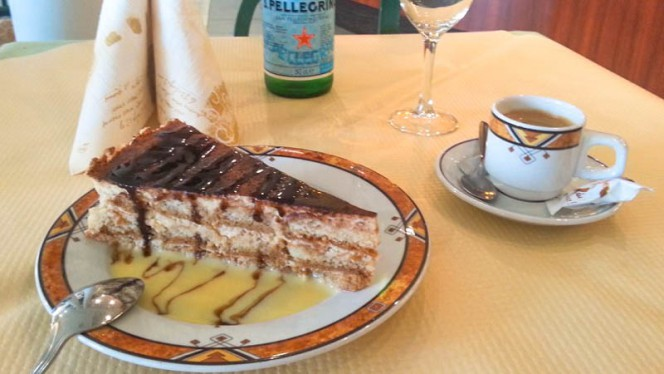 dessert - Chez Mario, Strasbourg