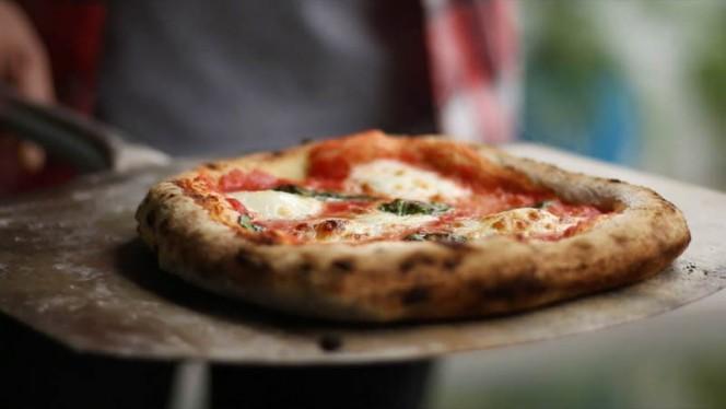 Suggestion du chef - Pizz' Ô Bois, Oullins