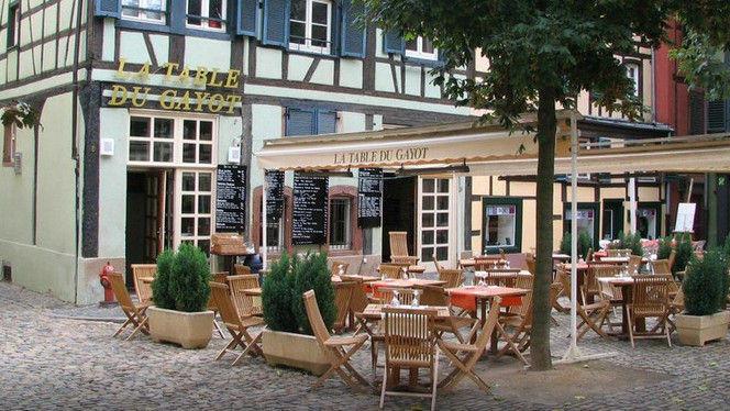 Restaurant - La Table du Gayot, Strasbourg
