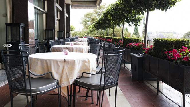 Esplanada - Varanda do Ritz, Lisbon