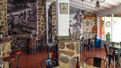 Velosol Cycling Bar, Xaló