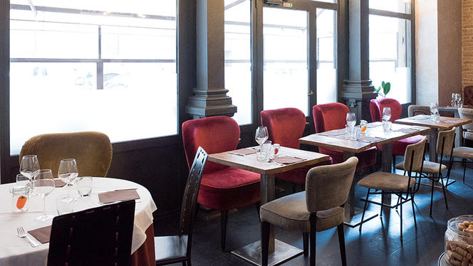 La sala - La Pizza Biscottata Gourmet, Milan