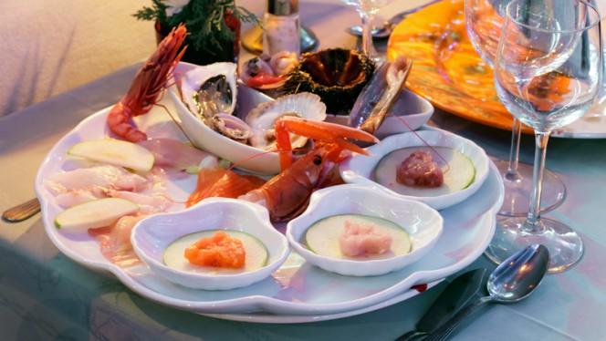 Suggerimento del piatto - Montecristo, Milan