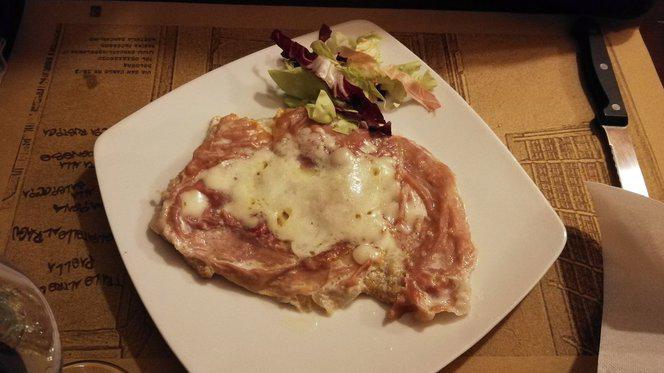 Suggerimento dello chef - Hostaria San Carlino, Bologna