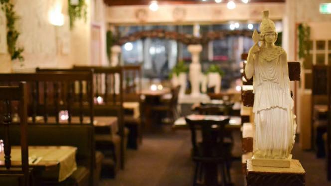 Het restaurant - Sirtaki, Zwolle