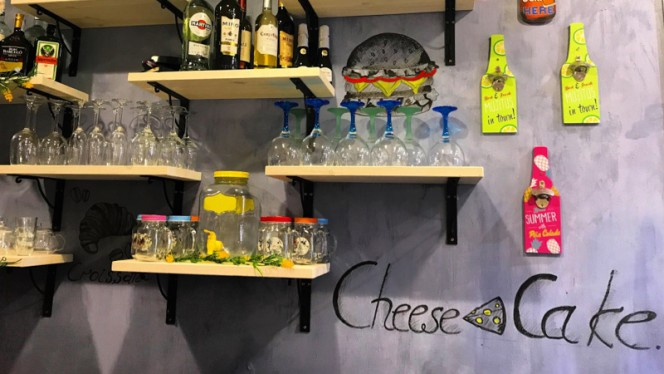 Cheese and Cake 1 - Cheese and Cake, Barcelona